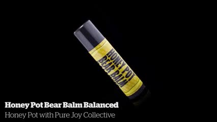 Honey Pot Bear Balm Balanced              Honey Pot with Pure Joy Collective
