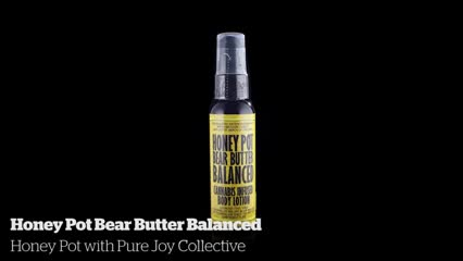 Honey Pot Bear Butter Balanced            Honey Pot with Pure Joy Collective