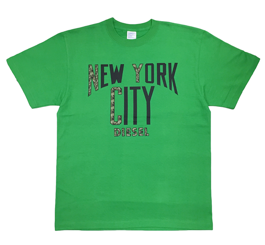 Tシャツ No.257 「New York City Diesel (NYCディーゼル)」