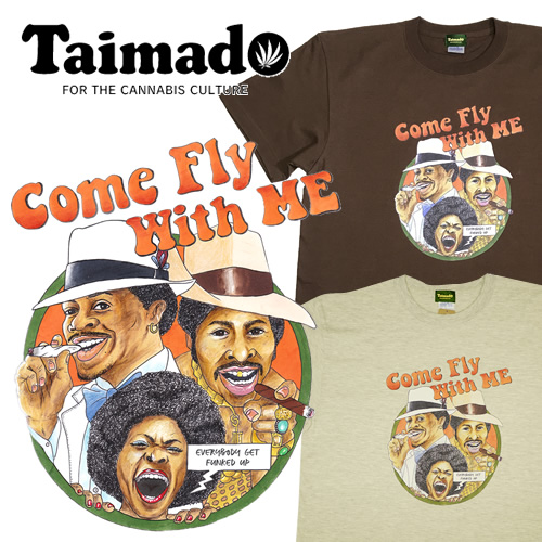 Tシャツ No.295「Come Fly With Me」