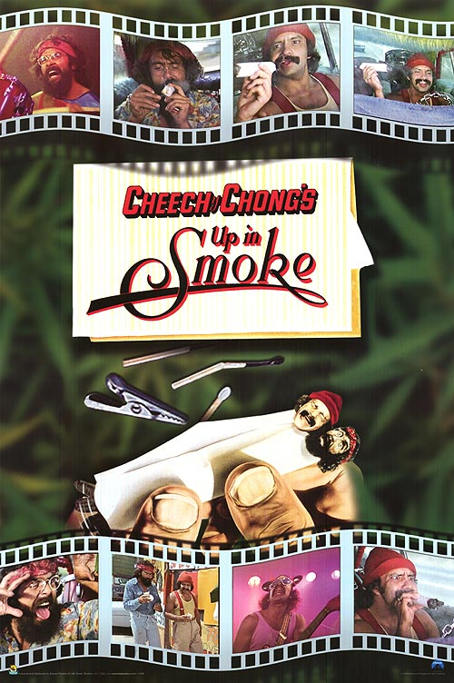 「Cheech & Chong Up in Smoke (チーチ&チョン アップインスモーク)」